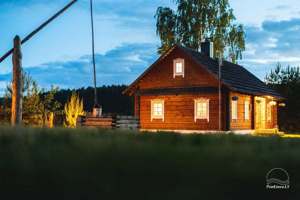 Ethnographic homestead in Lithuania Po Vienu Rūmu - 1