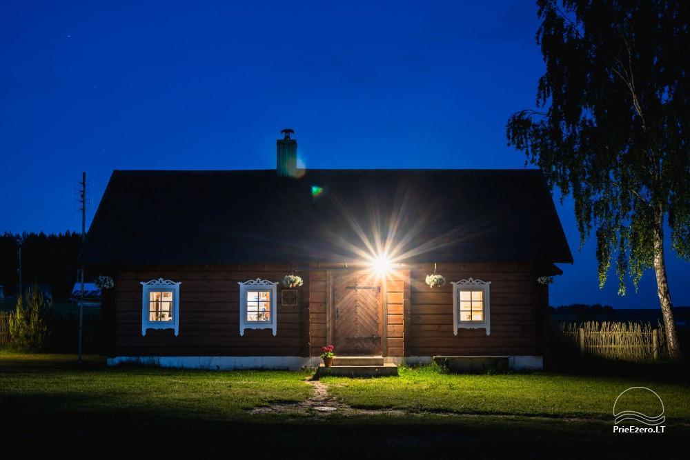 Ethnographic homestead in Lithuania Po Vienu Rūmu - 32