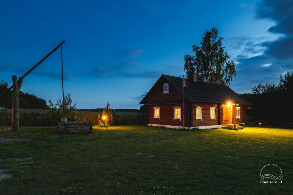 Ethnographic homestead in Lithuania Po Vienu Rūmu - 34