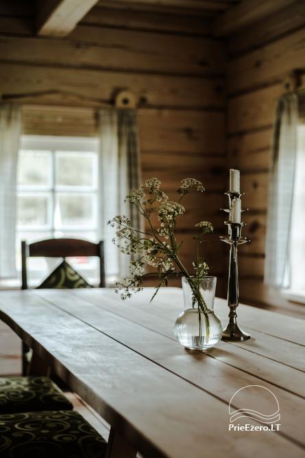 Ethnographic homestead in Lithuania Po Vienu Rūmu - 47
