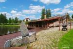 Banquet hall with lake view - 6
