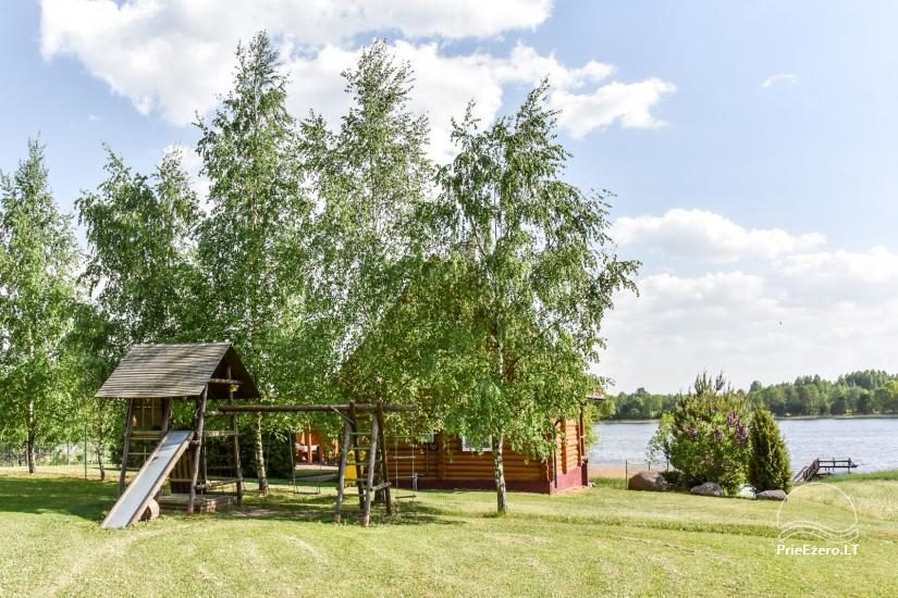 Countryside homestead Danutes sauna near the lake in Lithuania - 6