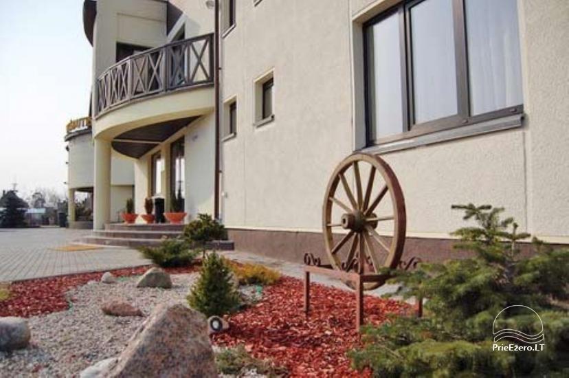 Гостиница MORENA *** -  конференции, свадьбы, юбилеи, рядом с морем - 2