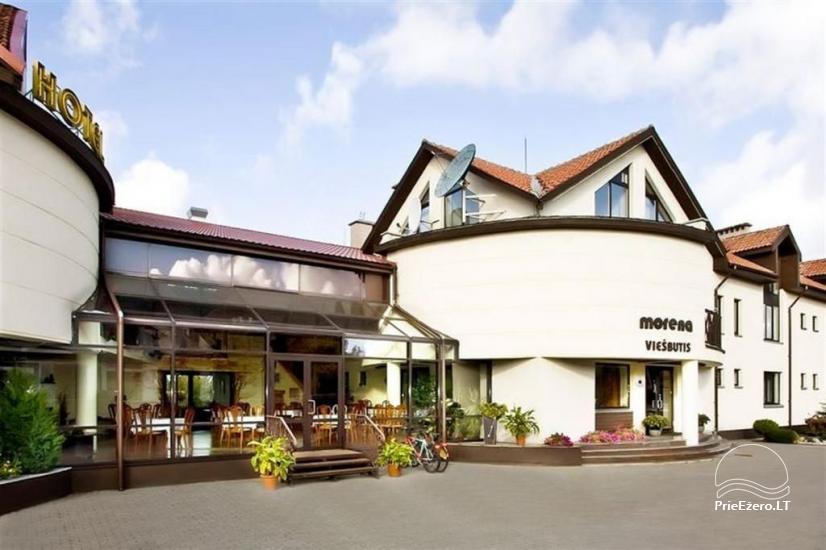 Гостиница MORENA *** -  конференции, свадьбы, юбилеи, рядом с морем - 1