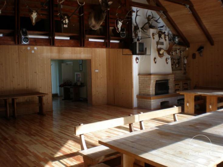 Tourism center in Birstonas near the river Nemunas - 6