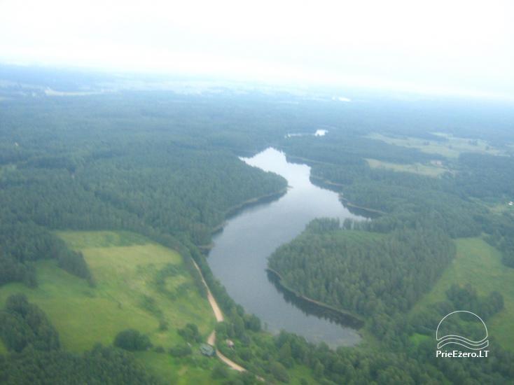 Домик - отдельная усадьба на берегу озера «Vidūnų sodyba» - 7