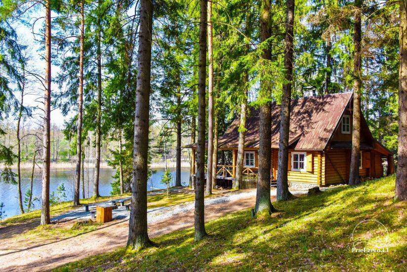 Домик - отдельная усадьба на берегу озера «Vidūnų sodyba» - 2