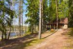 Домик - отдельная усадьба на берегу озера «Vidūnų sodyba» - 9
