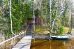 Домик - отдельная усадьба на берегу озера «Vidūnų sodyba» - 4