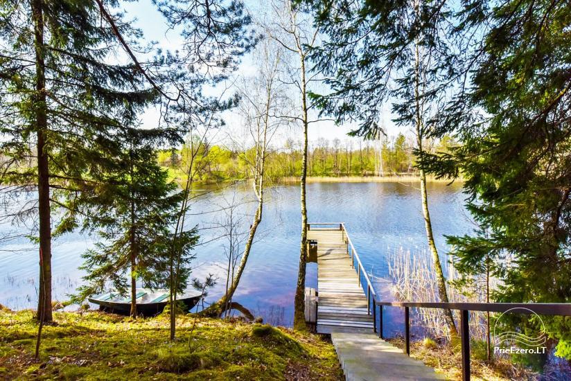 Домик - отдельная усадьба на берегу озера «Vidūnų sodyba» - 6