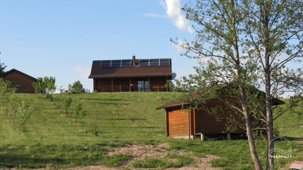 Landschaftshaus nahe dem See in Litauen - 2