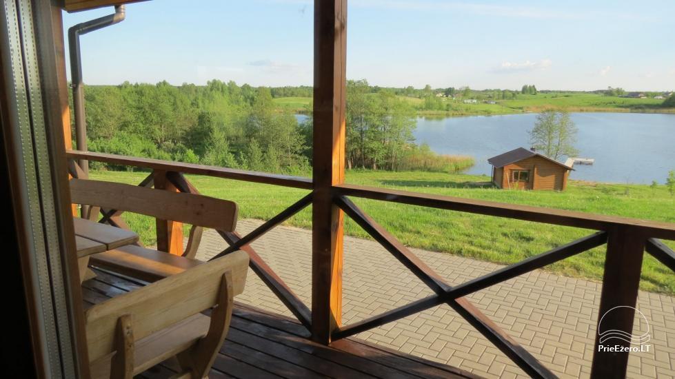 Landschaftshaus nahe dem See in Litauen - 3