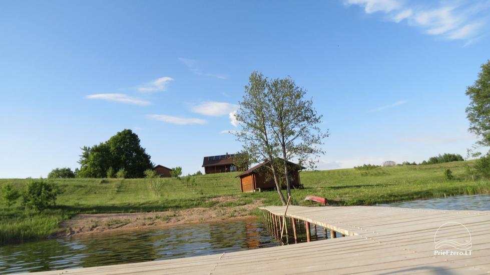 Landschaftshaus nahe dem See in Litauen - 4