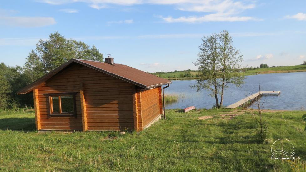 Landschaftshaus nahe dem See in Litauen - 5