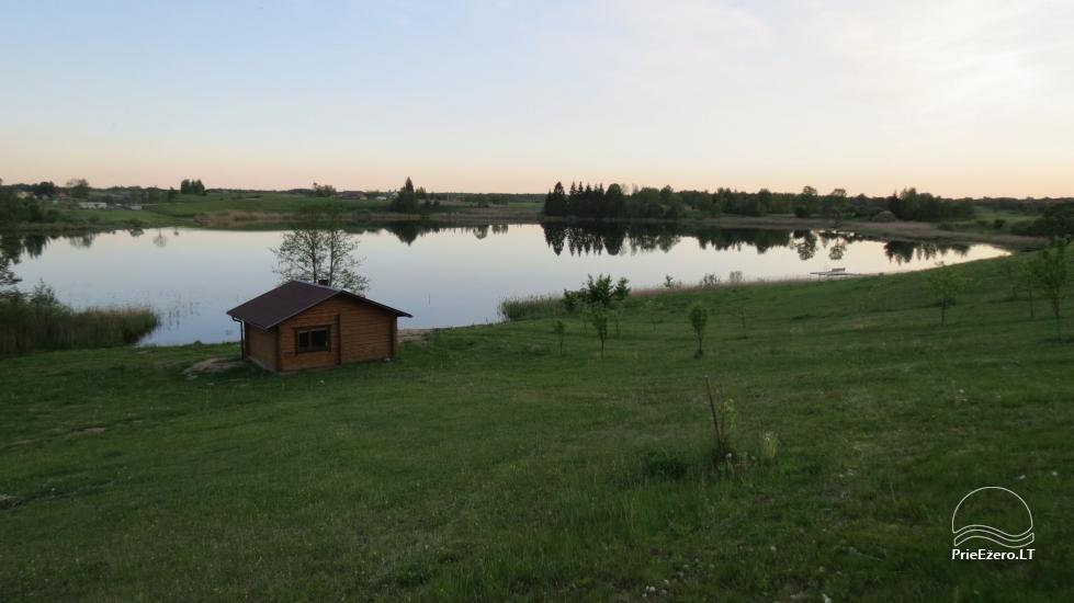 Landschaftshaus nahe dem See in Litauen - 6