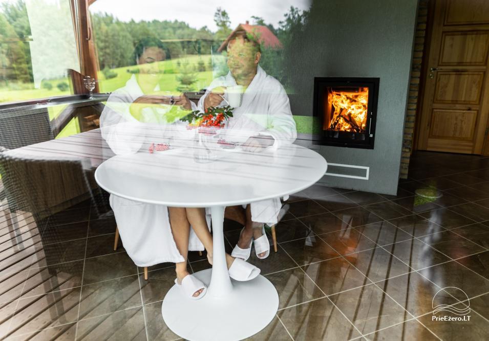 NerDas villa SPA & Resort  - for calm family, romantic rest - 13