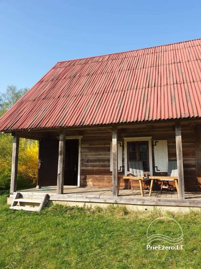 Gospodarstwo rodzinne 40 km od stolicy Wilna, w pobliżu jeziora - 11