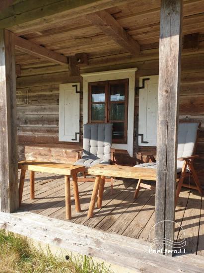 Family homestead 40km from capital Vilnius, near the lake - 3