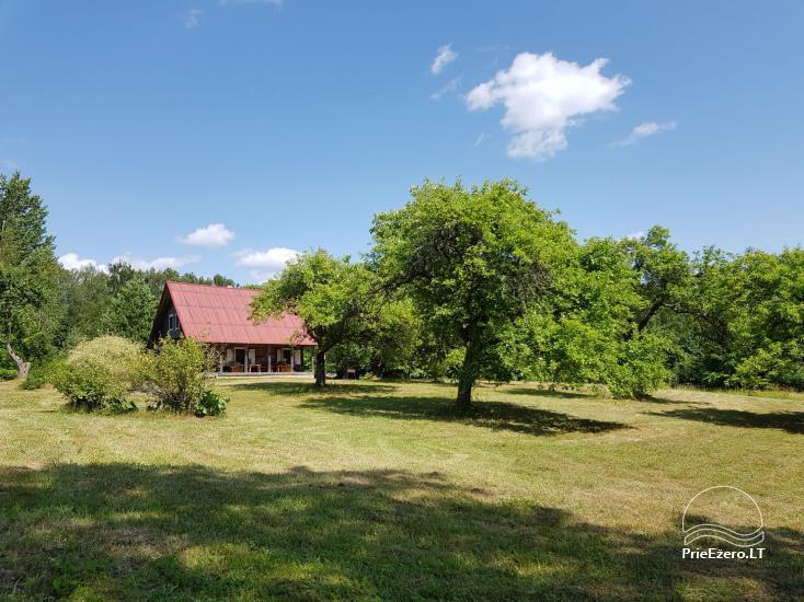 Family homestead 40km from capital Vilnius, near the lake - 2