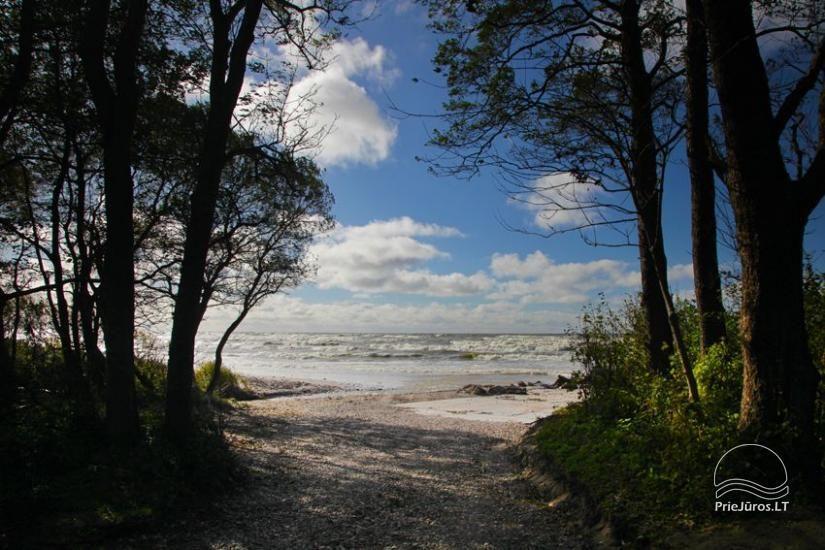 Vacation in Karkle Senoji Karklė – apartments, cafe nearby - 55