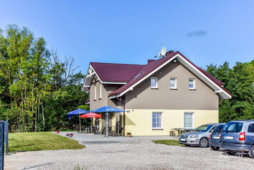 Vacation in Karkle Senoji Karklė – apartments, cafe nearby - 2
