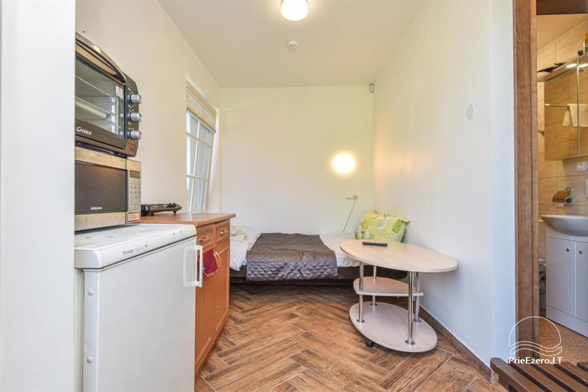Vacation in Karkle Senoji Karklė – apartments, cafe nearby - 46