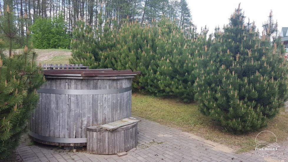 Деревенская усадьба у озера Швенчиус - 5