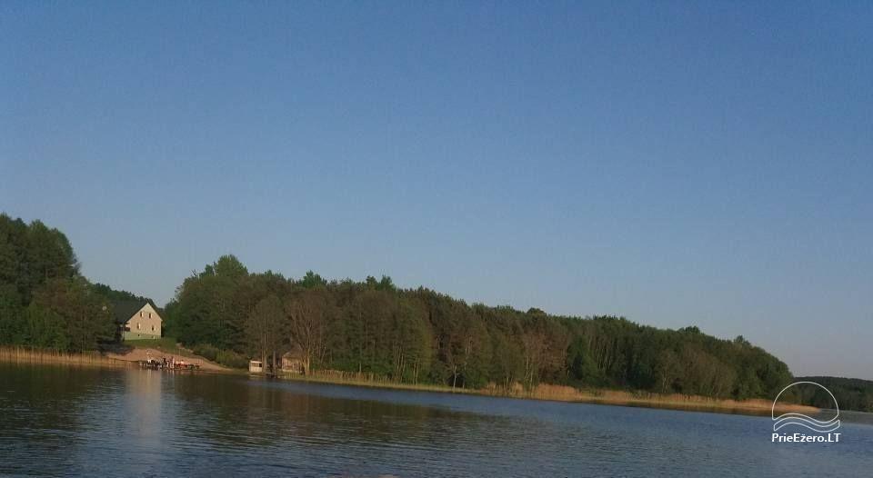 Деревенская усадьба у озера Швенчиус - 9