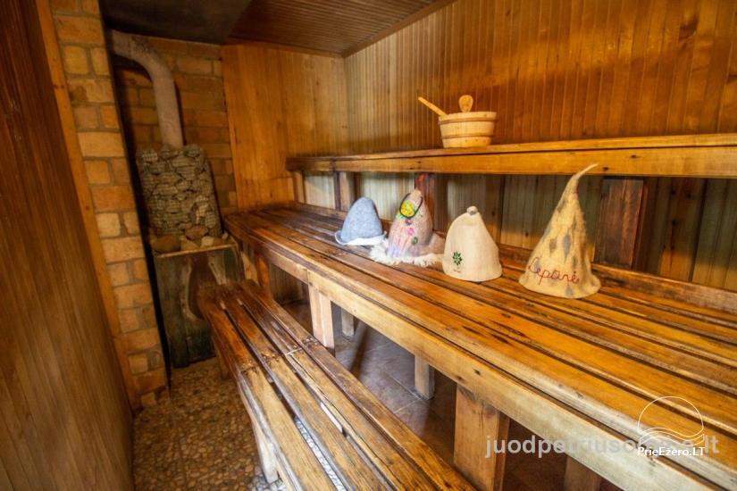 Countryside homestead with sauna in Lithuania - 6