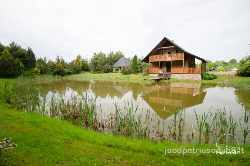 Countryside homestead with sauna in Lithuania - 1