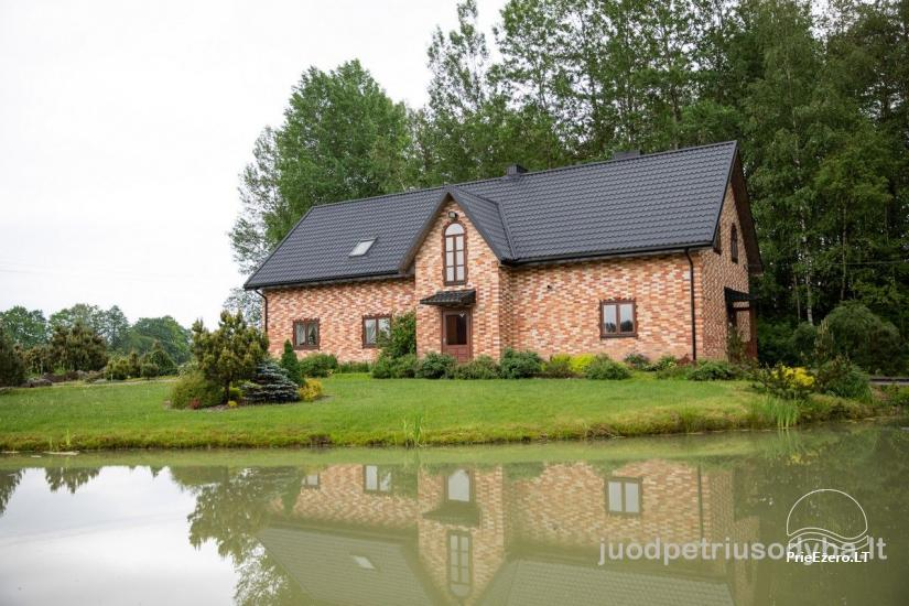 Countryside homestead with sauna in Lithuania - 3