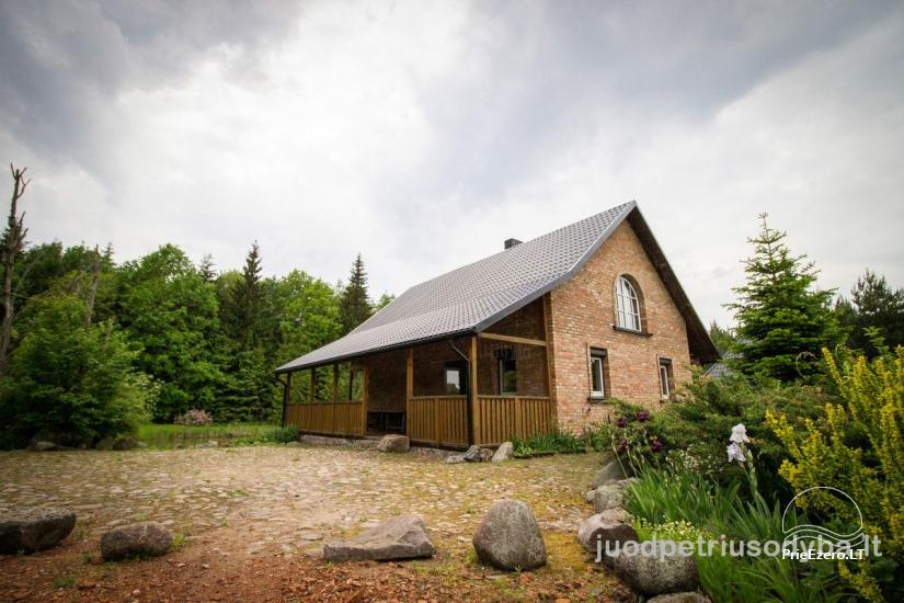 Countryside homestead with sauna in Lithuania - 2