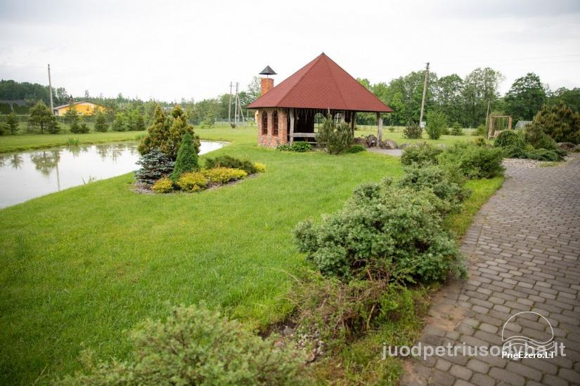 Countryside homestead with sauna in Lithuania - 11