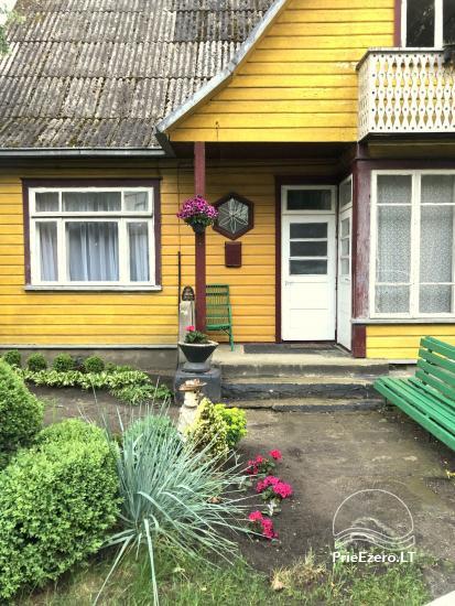 Аренда комнат в Бирштонасе, в Литве - 1