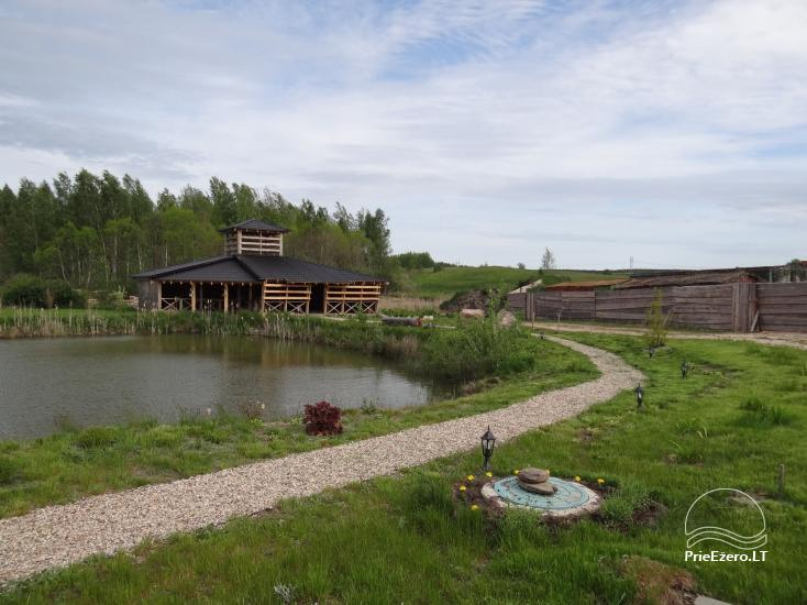Countryside homestead in Trakai region, in Lithuania - 5