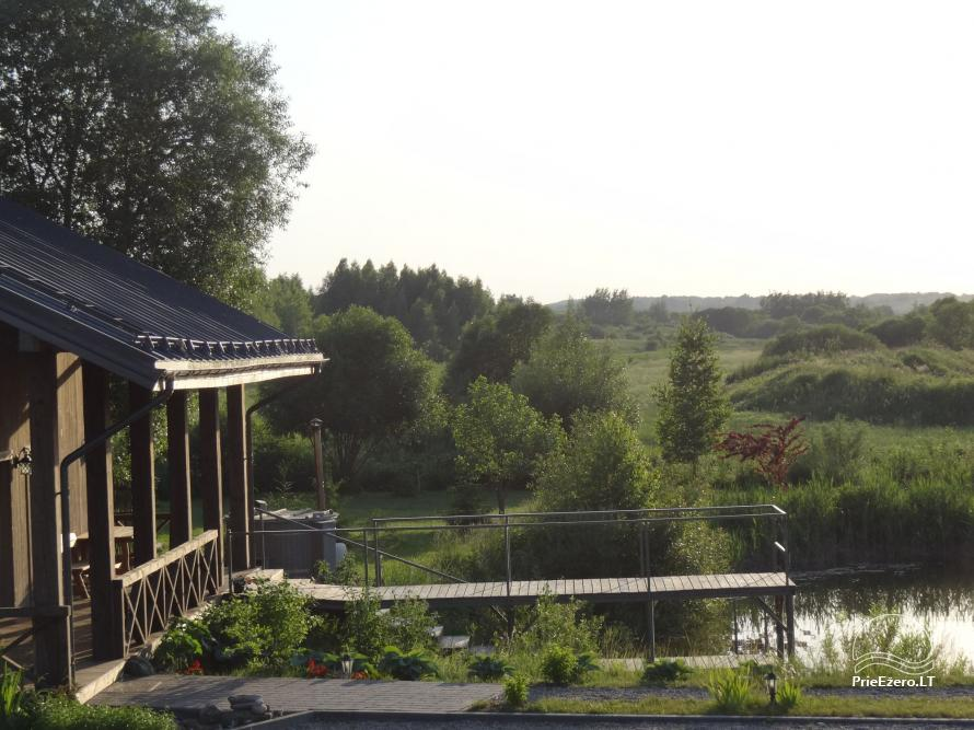 Countryside homestead in Trakai region, in Lithuania - 7