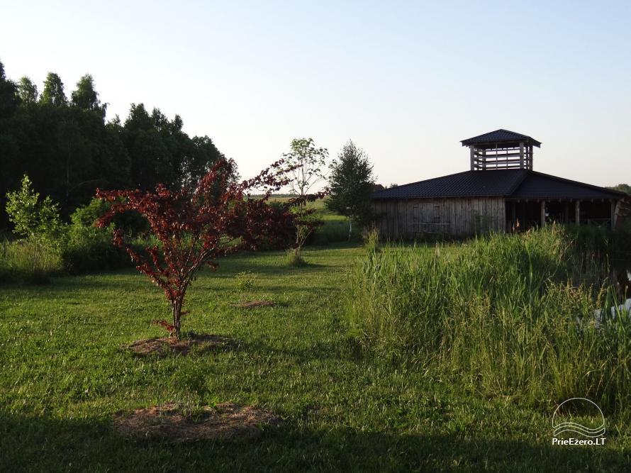 Countryside homestead in Trakai region, in Lithuania - 19