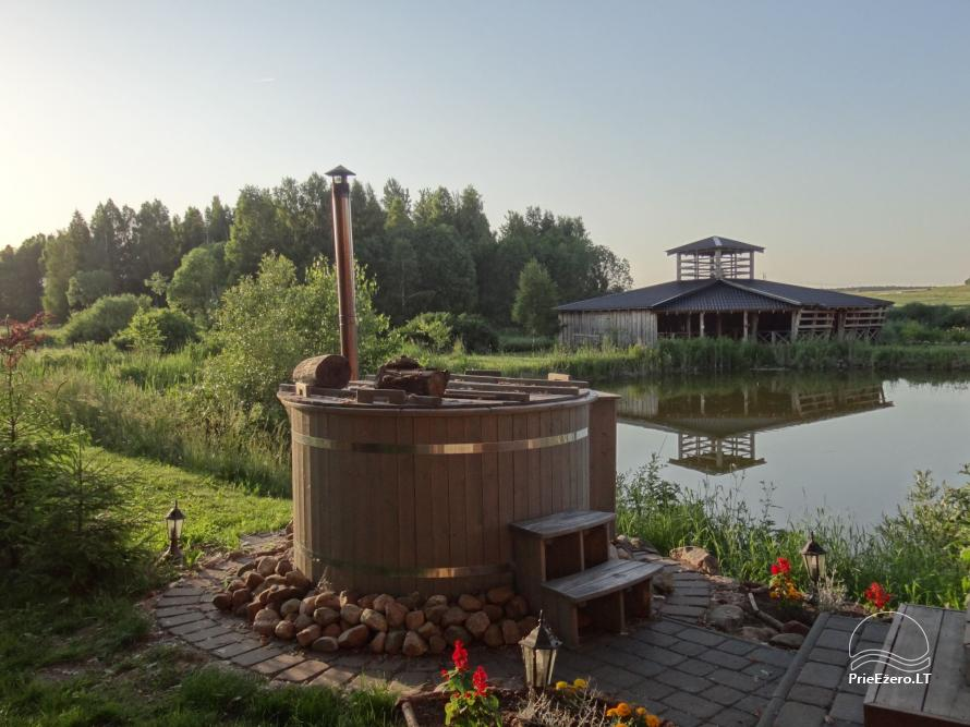 Countryside homestead in Trakai region, in Lithuania - 2