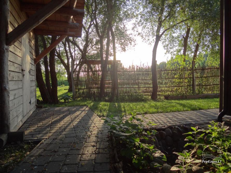 Countryside homestead in Trakai region, in Lithuania - 3