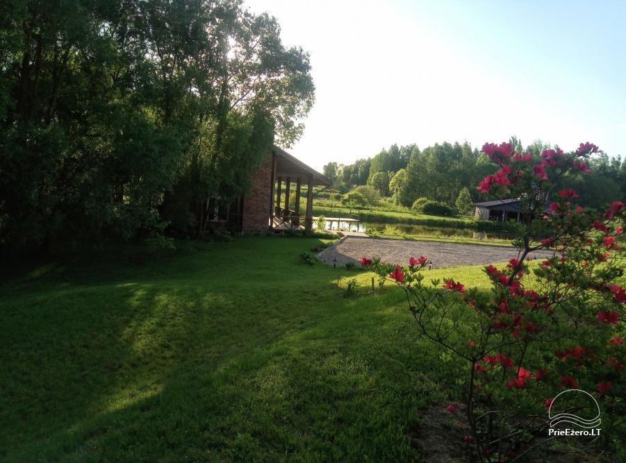 Countryside homestead in Trakai region, in Lithuania - 25