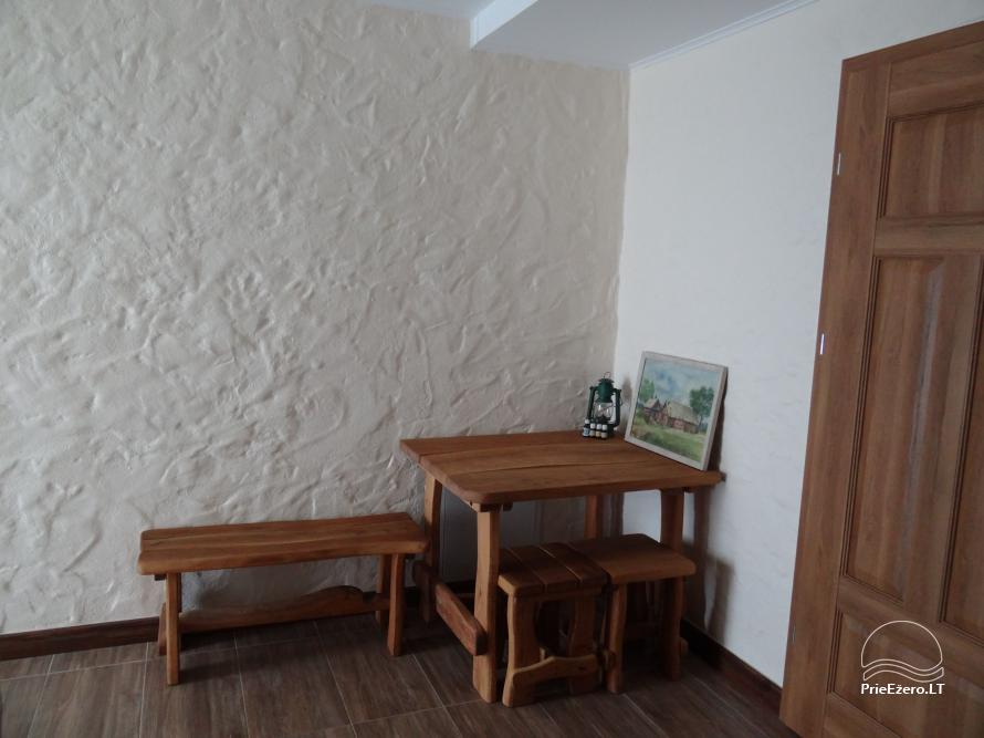 Countryside homestead in Trakai region, in Lithuania - 15