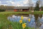Kleines Ferienhaus mit Sauna am See zu vermieten - 1