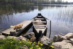 Kleines Ferienhaus mit Sauna am See zu vermieten - 7