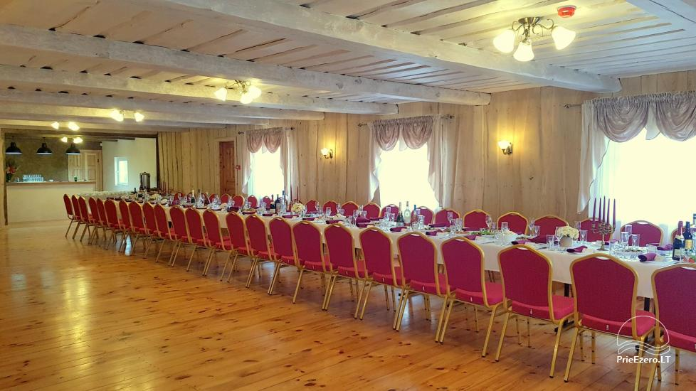 Homestead, banquet hall for your celebrations in Kelme region - 16