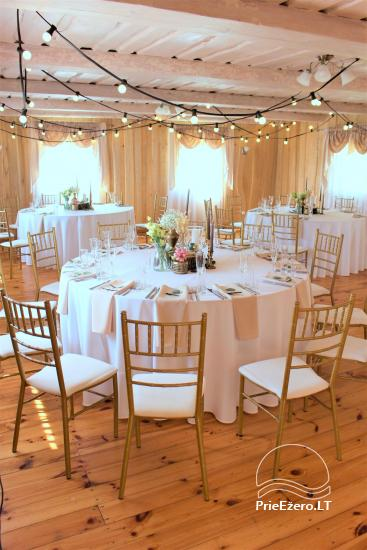 Homestead, banquet hall for your celebrations in Kelme region - 21