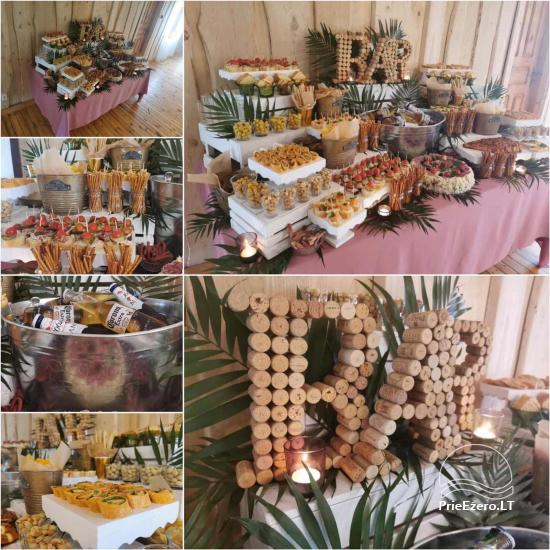Homestead, banquet hall for your celebrations in Kelme region - 3