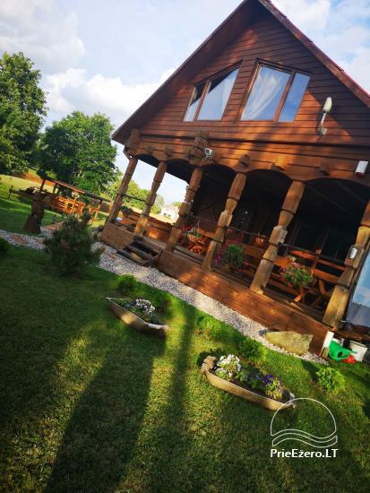 Landschaftshaus in Prienai-Region, in Litauen - 5