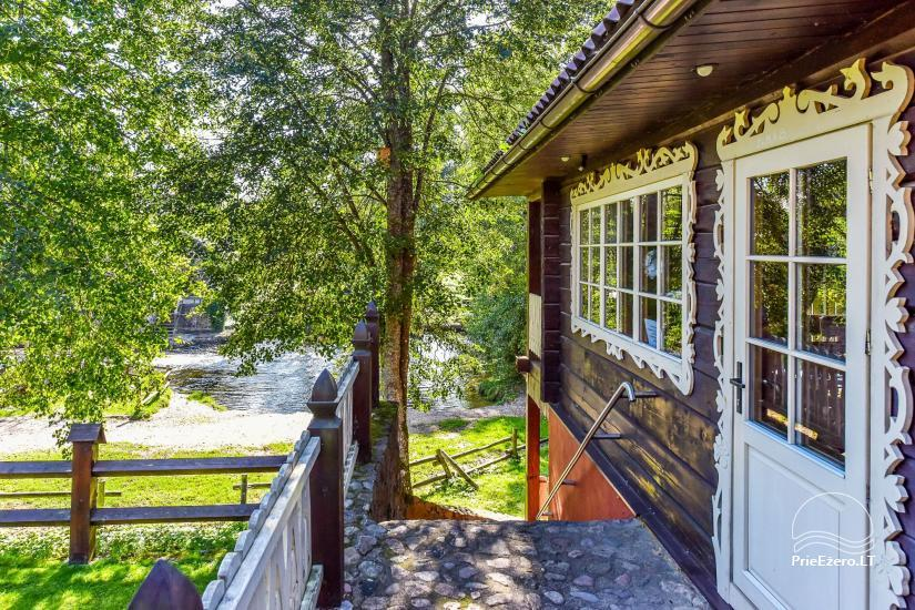 Guest house near the river in Ignalina region - 10