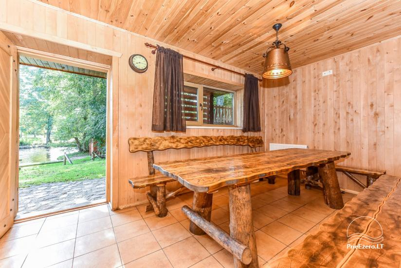 Guest house near the river in Ignalina region - 11