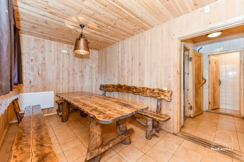 Guest house near the river in Ignalina region - 13